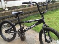Reaper bmx stunt bike ( fantastic condition hardly been used )