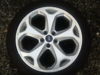 """18"""" alloy wheels from ford mondeo 2012"""