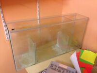 Sump tank for marine aquarium