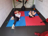 12 x 20mm Jigsaw Mats 1m2 Best UK Prices CE, FREE Delivery, For Taekwondo, Kickboxing, Karate, MMA