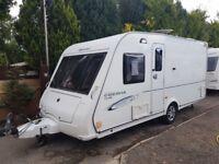 2010 Compass Corona Club 474 4 Berth caravan FIXED BED MOTOR MOVER Bargain ! January Sale