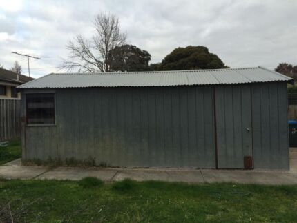 GARAGE/SHED FOR SALE MUST GO Dandenong Greater Dandenong Preview