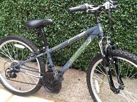 Apollo switch child's mountain bike like new