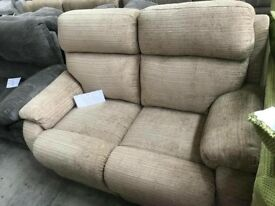 DFS Newbury 2 seater sofa and rise and recline chair