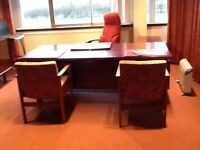 Complete Executive Office Suite