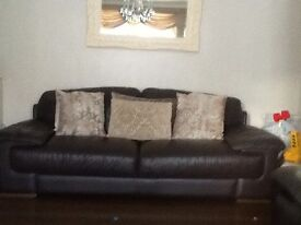 M&s brown leather sofas cost over £4500!!!