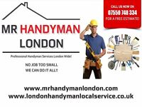 Mr Handyman London - Providing Professional Handyman Services within London and the Home Counties