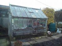 FREE Greenhouse glass