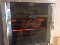 Chicken roasting machine grill - rotary