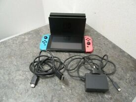 Nintendo Switch Console UNPATCHED with DOCK Charger and HDMI