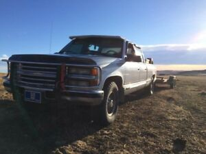 1995 Chevy 6.5 Turbo Diesel
