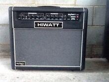 Hiwatt G50CMR 50 Watt Guitar Combo Amp Preowned Marshall Peavy Sydney City Inner Sydney Preview