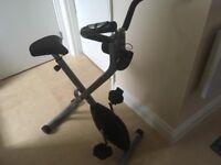 V Fit Exercise Bike hardly used