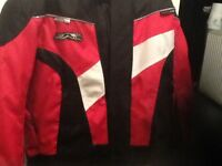 Motor cycle jacket excellent condition