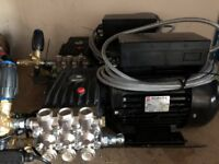 21 litres 200 bar pressure washer interpump