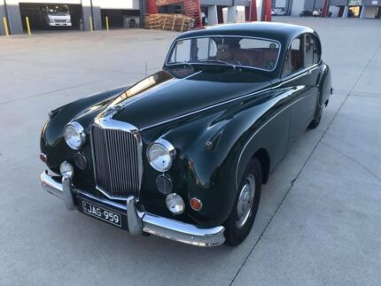 Forsale May be the best 1959 Jaguar Mk IX 3.8Lt Engine, Auto. Aspley Brisbane North East Preview