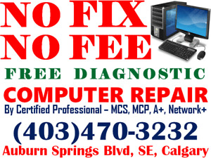 Laptop and Desktop Computer Repair