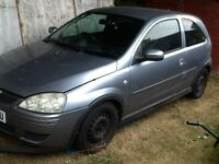 Breaking spares or repairs VauXhall Astra & corsa