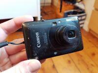 Canon Digital IXUS 100 IS Camera