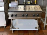 Catering equipment lpg gas fryers trailer kitchen items