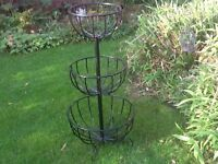 Three Tier Plant Container