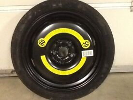 SPARE WHEELS FOR ANY CAR JEEP NEW HONDA VAUXHALL, SEAT, TOYOTA ,BMW,VW FORD MINI NISSAN ETC