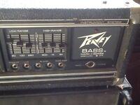 Peavey MK 111 base amp