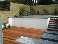 Driveways, Paving, Decking, Patios, Slabbing, Monoblocking, Fencing & Artificial Grass