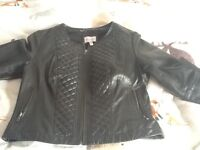 Pepperberry Leather Jacket