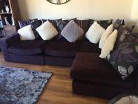 Large corner suite