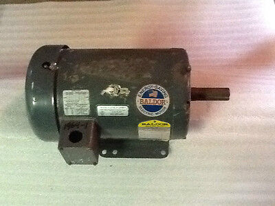 Baldor Electric Motor - 2-1 Hp Model M1706t