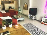 move in ASAP: sublet room in a cool warehouse