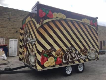 Custom Built Food Trucks and Food vans Gundagai Gundagai Area Preview