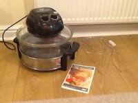 Halogen Electric Cooker