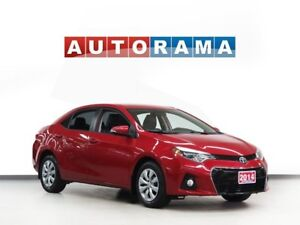 2014 Toyota Corolla S BLUETOOTH BACKUP CAMERA HEATED SEATS