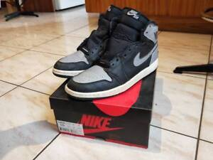 NIKE AIR JORDAN 1 SHADOW