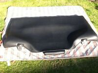 VW Beetle Soft Top Cover and Wind Deflector