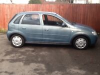 Vauxhall Corsa 1.2 Design only 47205 miles