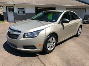 2013 Chevrolet Cruze New MVI