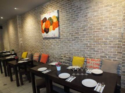 Thai restaurant for sell in the prime location of Kings Cross