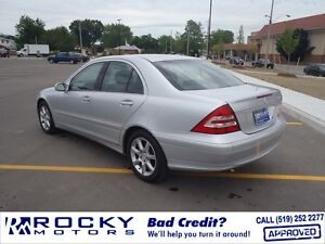 2007 Mercedes-Benz C-Class C280 Luxury 4MATIC Windsor Region Ontario image 4