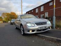 Mercedes Class coupe 2002 diesel