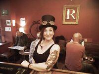 Bar Host Extraordinaire! bar staff - temporary & permanent available