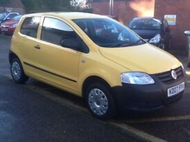 2007/07 Volkswagen Fox 1.2