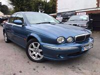 Jaguar X-Type 2.1 V6 Automatic Service History 12 Months MOT 1 Owner 3 Months Warranty 2 Keys