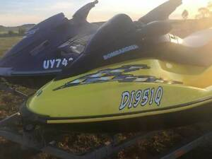 Double jet skis, Nobby Toowoomba Surrounds Preview