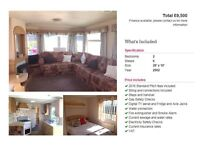 CHEAP STATIC CARAVAN FOR SALE NEAR NEWCASTLE, NOT AMBLE LINKS, FINANCE AVAILABLE, CALL JACQUI