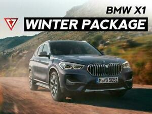 2019 - 2020 BMW X1 WINTER TIRE + WHEELS Package - T1 MOTORSPORTS Ontario Preview