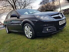 2008 Vauxhall Vectra SRi 1.8VVT **FULL MOT AND SERVICE HISTORY**