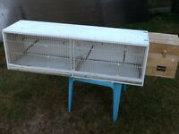 Double Breeder Bird Cage